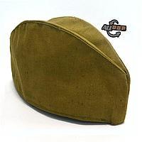 Пилотка военная 56 размер защитного цвета