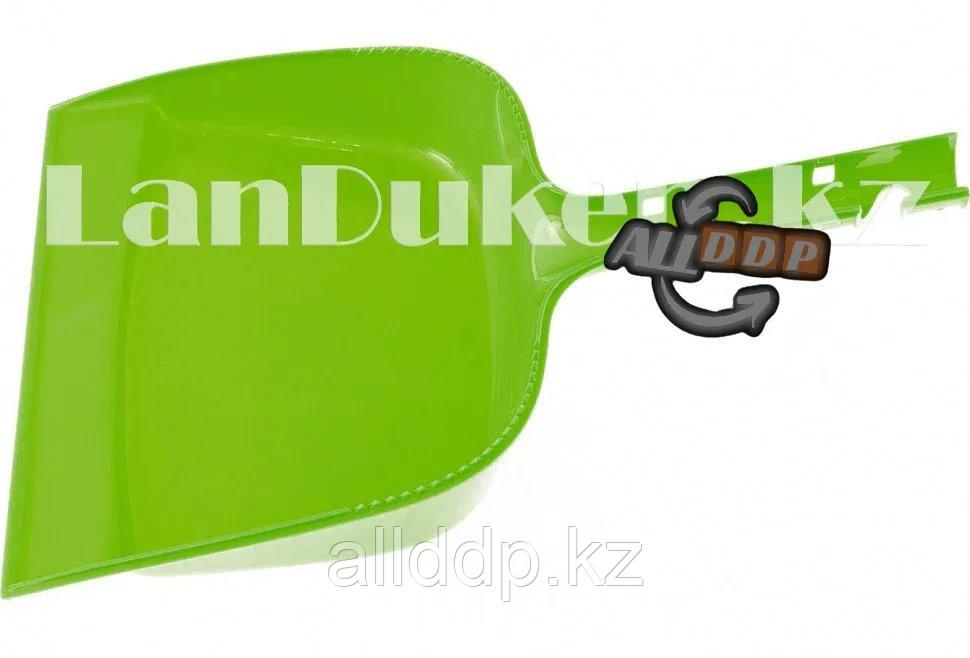 Совок 28 х 19,5 см зеленый ELFE 93315 (002)
