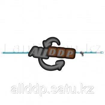 Черенок для щетки, 120 см бирюзовый ELFE 93528 (002)