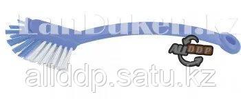 Щетка для посуды квадратная 240х65х21 мм сиреневая ELFE 93319 (002)