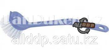 Щетка для посуды круглая D 46 мм х 225 мм сиреневая ELFE 93321 (002)