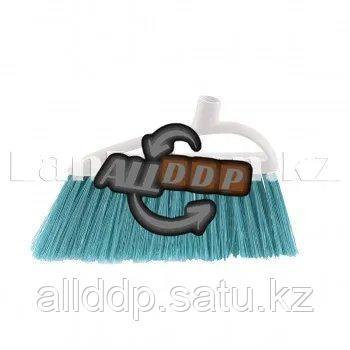 """Щетка для подметания пола """"LUX"""" 23 см бирюзовая без черенка ELFE 93556 (002)"""