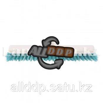 """Щетка для чистки ковров """"SHROBER"""" 27 см бирюзовая ELFE 93547 (002)"""