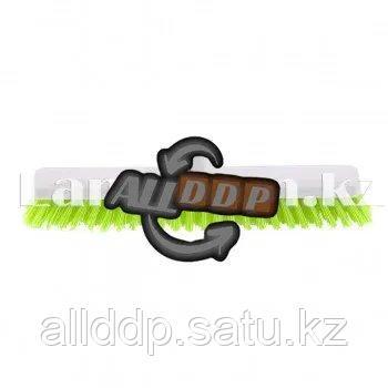 """Щетка для чистки ковров """"SHROBER"""" 27 см салатовая ELFE 93548 (002)"""