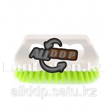 Щетка универсальная салатовая с ручкой 140х60 мм ELFE 93566 (002)