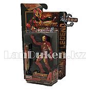 Фигурка героя шарнирная 13-16 см Железный человек (Iron Man)