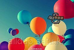 Воздушные шары разноцветные Happy Balloons