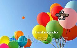 Воздушные шары разноцветные Quarter Pounder