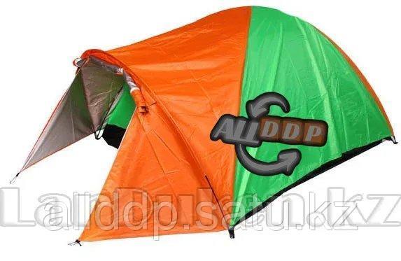 Четырехместная палатка с полом + тент 210*240*150 mm Hanlu HL-2768 - фото 2