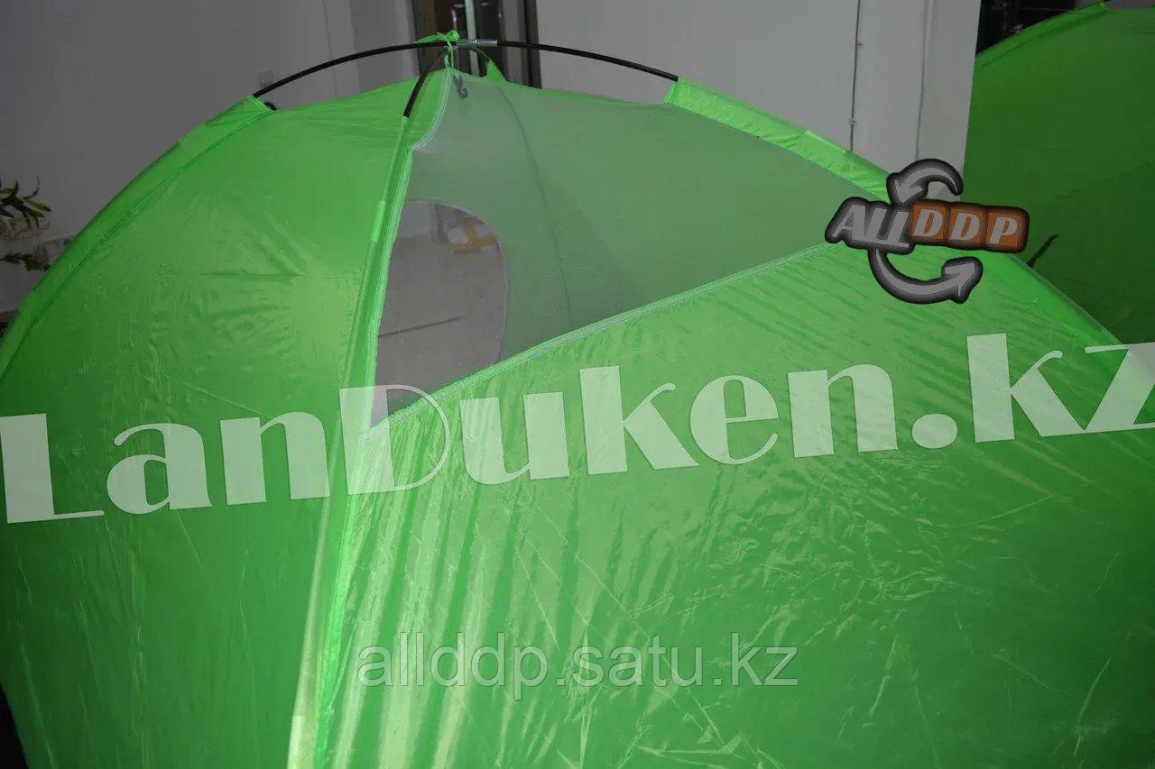 Четырехместная палатка с полом + тент 210*240*150 mm Hanlu HL-2768 - фото 6