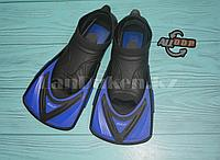 Ласты тренировочные для плавания синие GF-00293