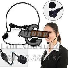 Петличные микрофоны и микрофоны с наушниками