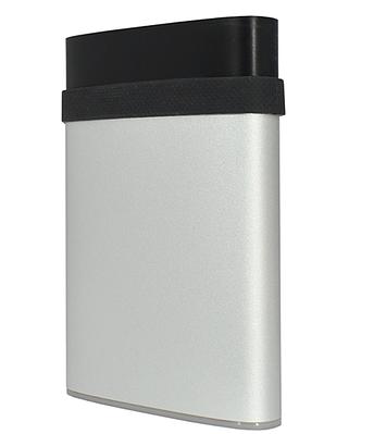 HDD USB 1 TB Silicon Power, A85, SP010TBPHDA85S3S, USB 3.1, black-silver