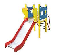 Изготовление детских игровых площадок, горок