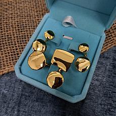 Комплект серьги и кольцо / бижутерия / Испания