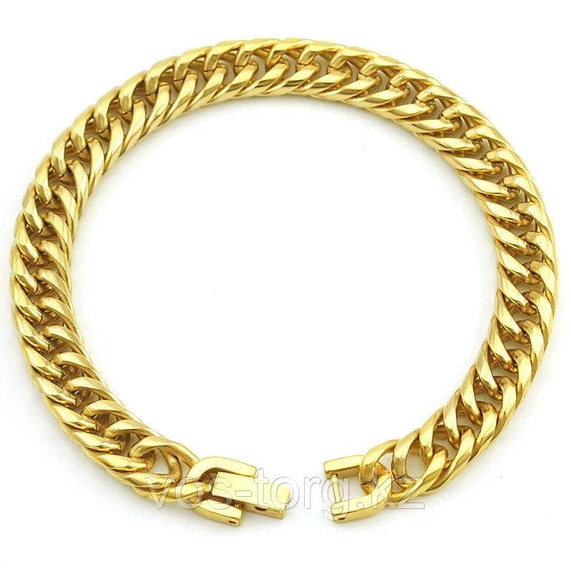 """Браслет """"Golden lux"""" позолота 18К"""