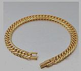 """Браслет """"Golden lux"""" позолота 18К, фото 4"""