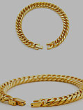 """Браслет """"Golden lux"""" позолота 18К, фото 7"""