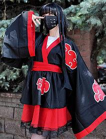 Платье Акацуки - Наруто