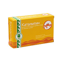 Каталитин, таблетки, 40 шт