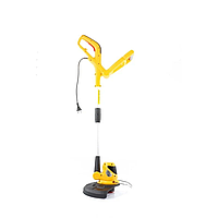 Триммер электрический TE-650, 650 Вт, 330 мм, катушка автоматическая, телескопическая штанга, регулировка угла