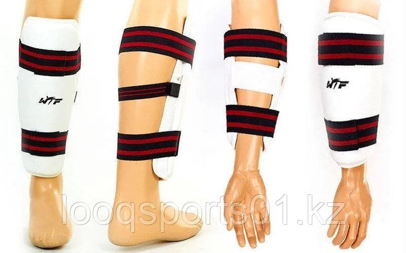 Комплект защиты руки + ноги, тхэквондо (WTF)
