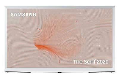 Телевизор SAMSUNG The SERIF QE55LS01TAUXRU Smart 4K QLED