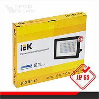 LED ПРОЖЕКТОР СДО 06-10 100W 8000Lm 6500K IP65