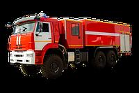 Пожарные автомобили пенного тушения (АПТ) АПТ-10-150 НА ШАССИ КАМАЗ-65224