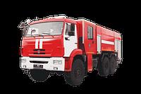 Пожарные автомобили комбинированного тушения (АКТ) АКТ 7,0 НА ШАССИ КАМАЗ 43118