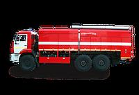 Пожарные автомобили насосно-рукавные (АНР) АНР-100-2000 НА ШАССИ КАМАЗ-5350