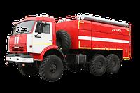 Пожарные автонасосные станции (ПНС) ПНС-100 НА ШАССИ КАМАЗ-5350