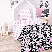 """Комплект постельного белья """"Love panda"""""""
