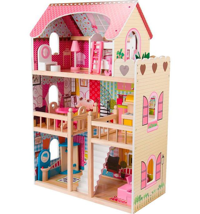 Кукольный домик EduFun EF4109