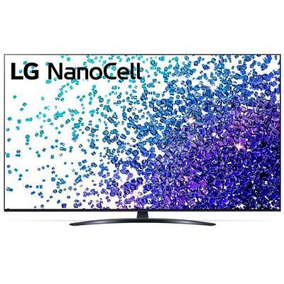 Телевизор LED LG 43NANO766PA синий