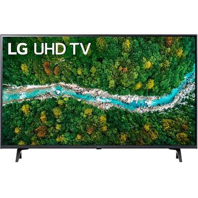 Телевизор LED LG 50UP77006LB серый