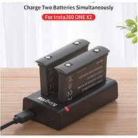 Зарядное устройство для Insta 360 one x2, фото 1
