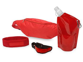 Набор для спорта Keen glow, красный