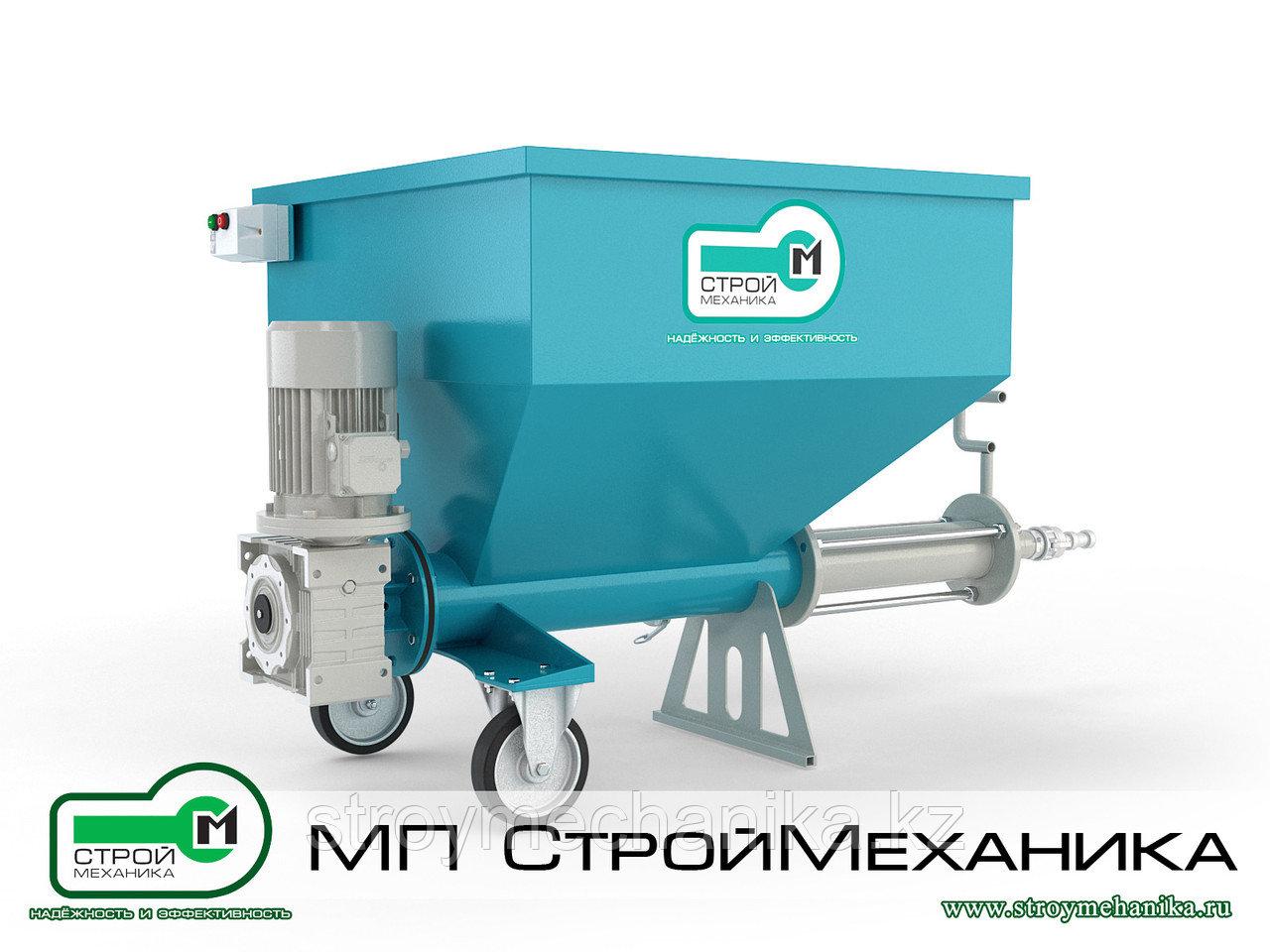 Винтовой растворонасос СО 75.500 СОСНА
