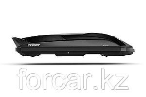 Автобокс Cybort Inception 480 л. черный глянец 206х86х40