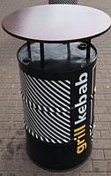 Нанесение лого