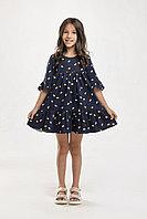 Платье туника «Монпансье».Удобное платье для любого сезона.