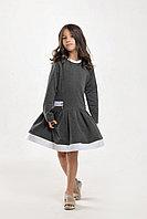 Платье-туника «Скромница». Практичное платья повседневное.
