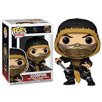 Funko Pop Scorpion - Mortal Kombat - 1055