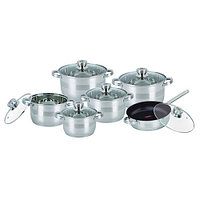 Набор посуды Bohmann 12 предметов BH - 06-375