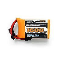 Аккумулятор Li-PO 4S 1600 мАч 120C CNHL MINISTAR