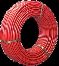 Труба 20x2.0 мм для теплого пола Varmega PE-Xb/EVOH многослойная, цвет красный VM30502