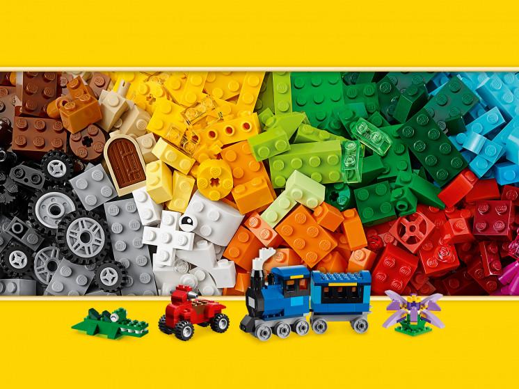 LEGO Classic 10696 Набор для творчества среднего размера, конструктор ЛЕГО - фото 1
