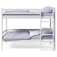 Двухъярусная кровать Tomix Twin Белая