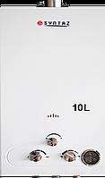 Газовый проточный водонагреватель с принудительным типом тяги SYNTAZ FTK-10L